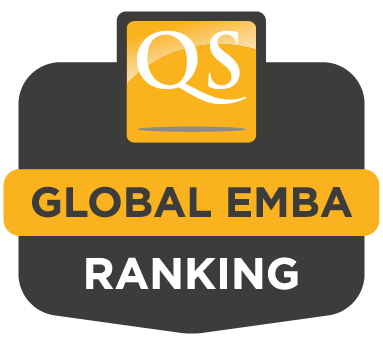 QS EMBA Global Rankings 2018 logo