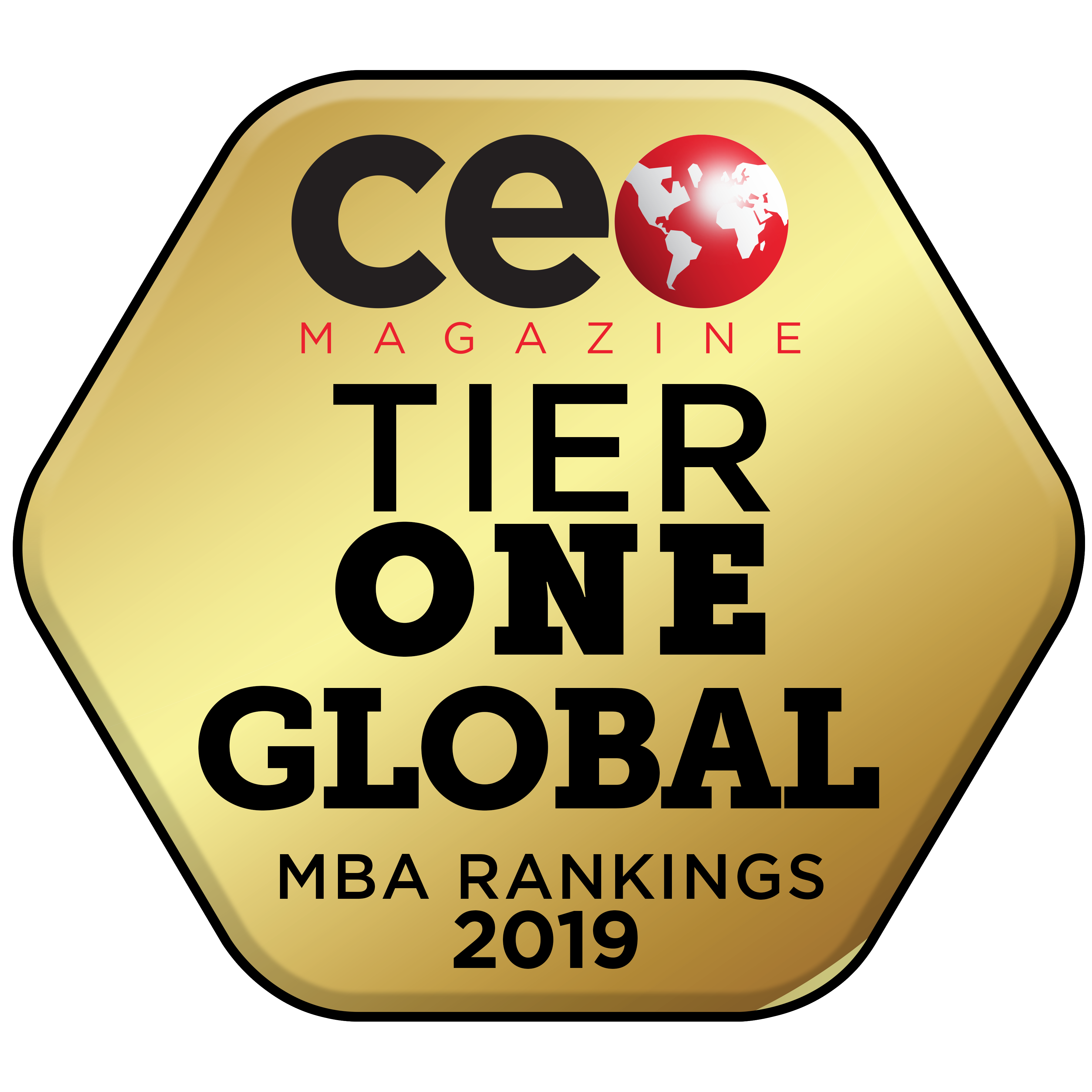 CEO Magazine Global MBA Rankings 2019