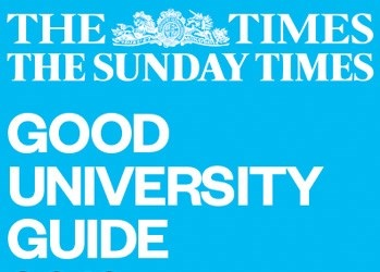 The Times and Sunday Times Good University Guide logo