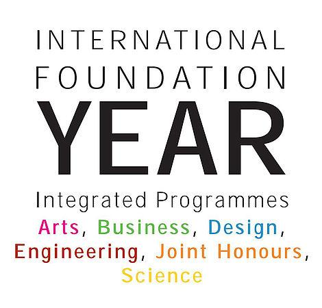 The Leeds International Foundation Year logo