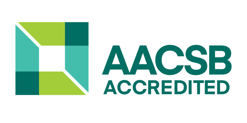 AACSB accreditation success for the Business School