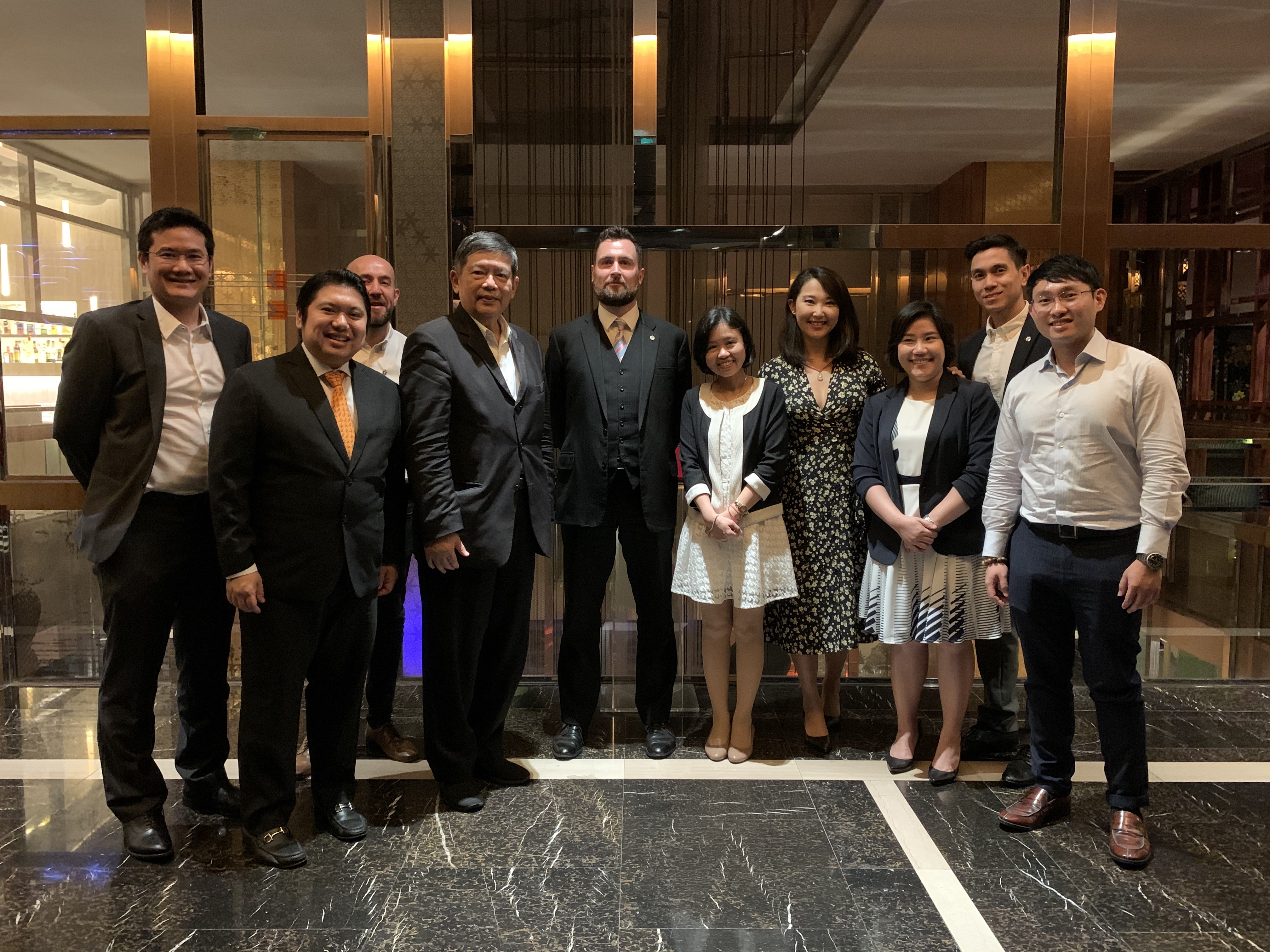 Developing alumni networks in South East Asia