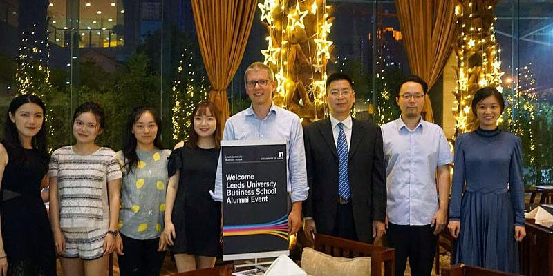 Alumni Event in Wuhan, China 2018