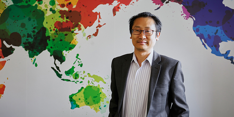 Professor Chee Yew Wong appointed Editor-in-Chief of key international journal