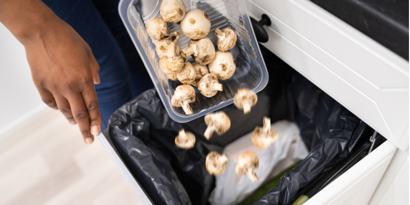 Using the lessons of lockdown to reduce household food waste