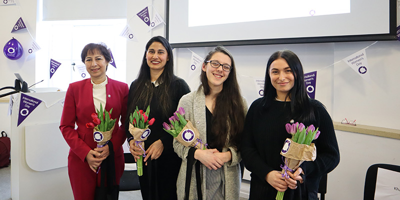 She Leads: Looking back to International Women's Day 2020