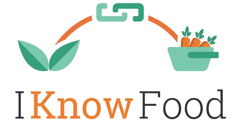 I Know Food logo