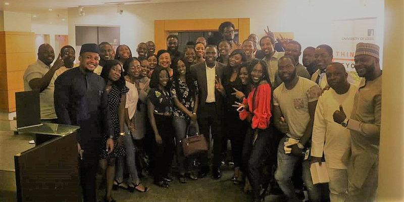 Nigerian alumni celebrate life after Leeds