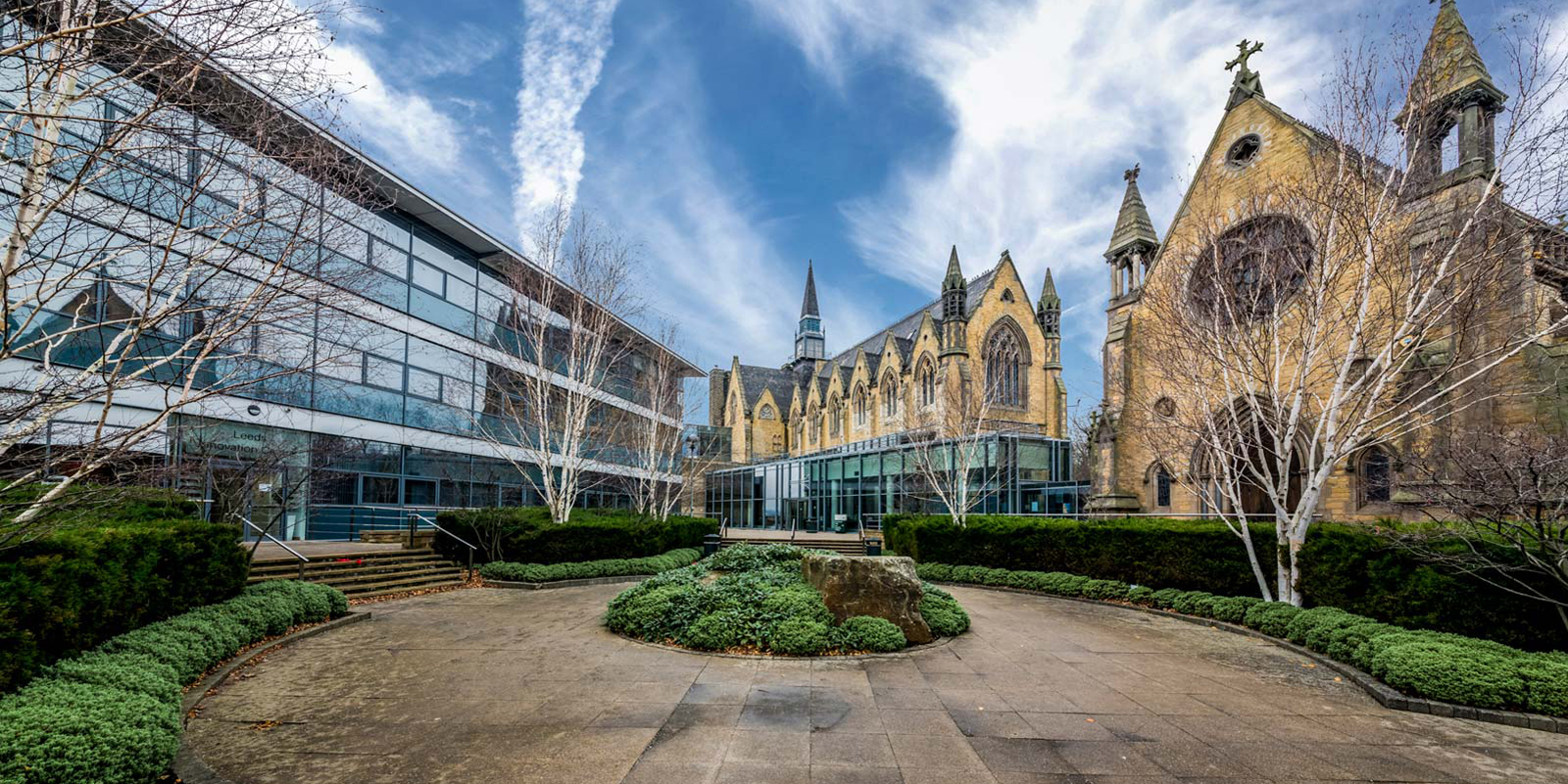 World class facilities | Leeds University Business School | University of Leeds