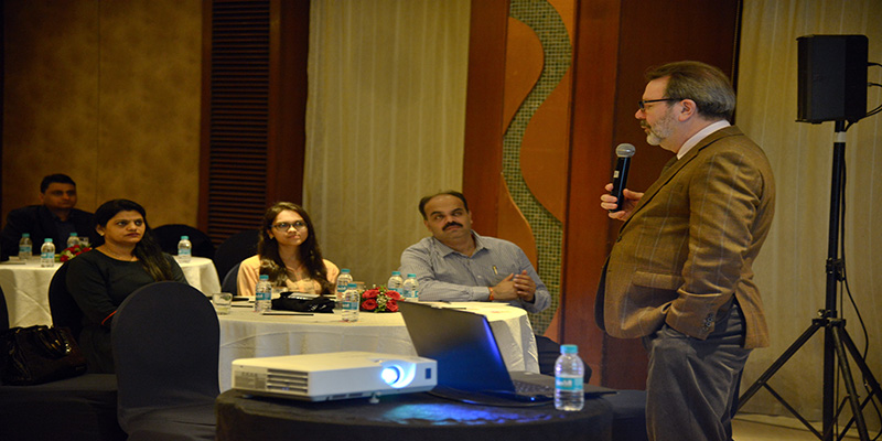 India alumni explore smart cities and finance for developing nations