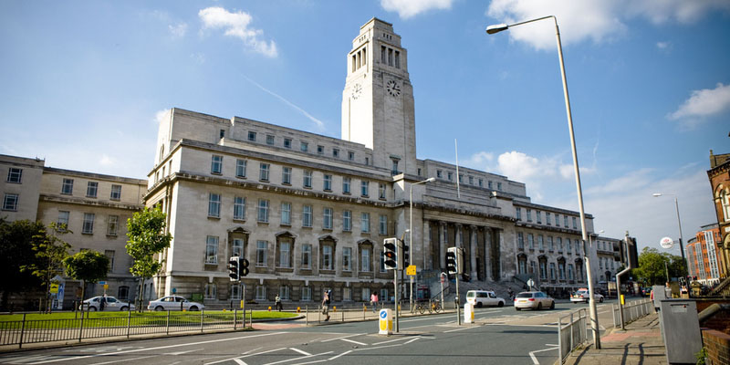 Parkinson Building by day