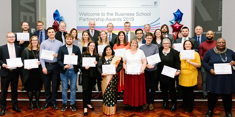 The Business School Partnership Awards 2019