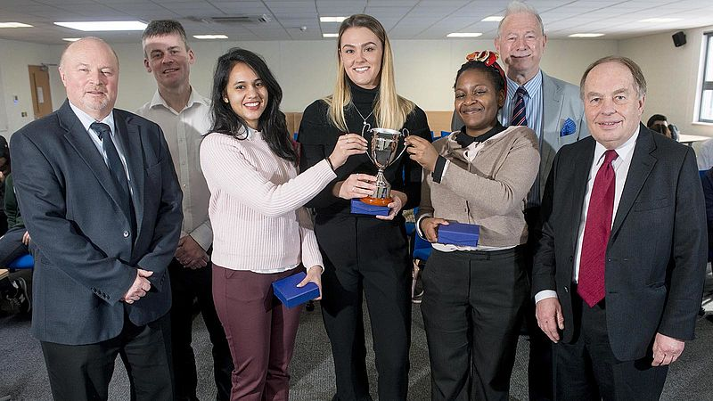 Leeds University Business School students win CIPD prize