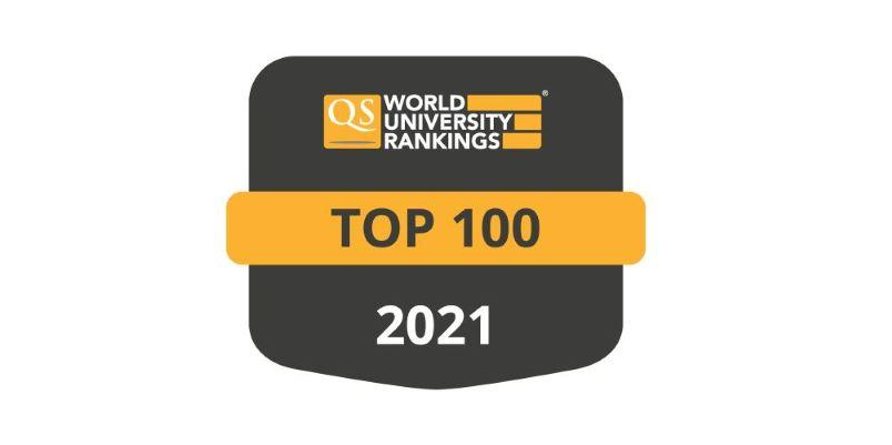 80th in the world: QS World Rankings By Subject