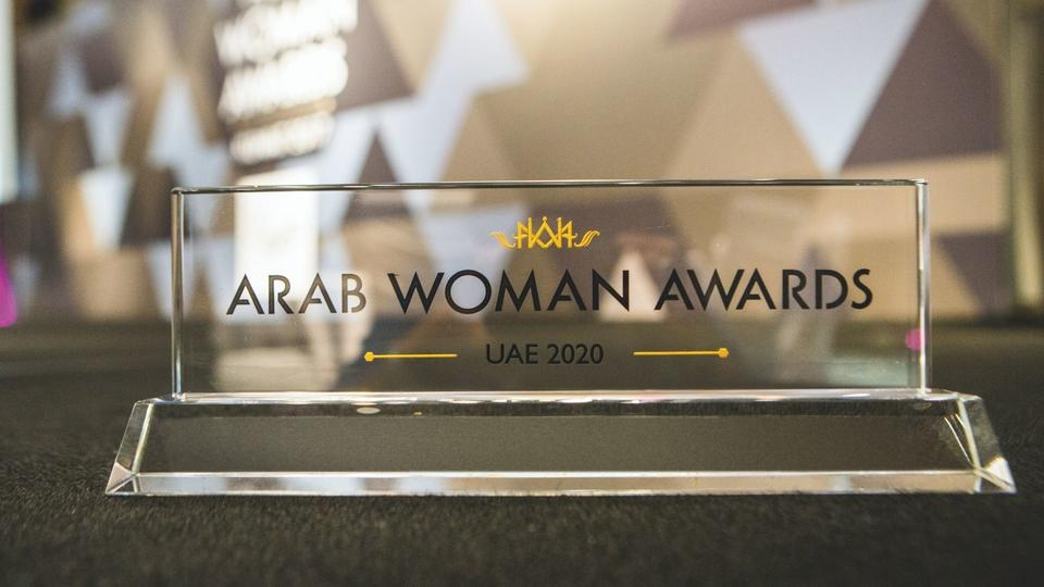 Alumna wins Arab Woman Award 2020