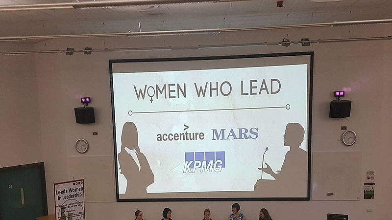 Successful event for Women in Leadership society