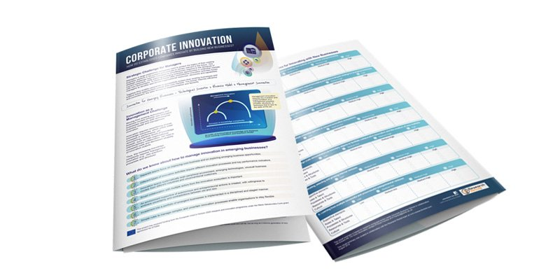 Corporate innovation brochure